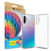 Кейс MakeFuture Air Samsung Note 10 Plus Clear
