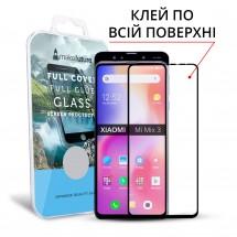 Захисне скло MakeFuture Full Cover Full Glue Xiaomi Mi Mix 3