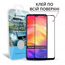 Захисне скло MakeFuture Full Cover Full Glue Xiaomi Redmi Note 7