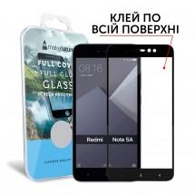 Захисне скло MakeFuture Full Cover Full Glue Xiaomi Redmi Note 5A Black