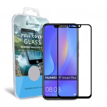 Захисне скло MakeFuture Full Cover Huawei P Smart Plus Black