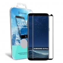 Захисне скло MakeFuture 3D Samsung S9 Plus Black