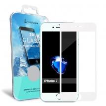 Захисне скло MakeFuture 3D Apple iPhone 7 White