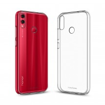 Кейс MakeFuture Air Honor 8X Clear