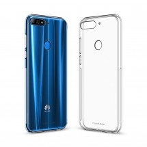 Кейс MakeFuture Air Huawei Y7 Prime 2018 Clear