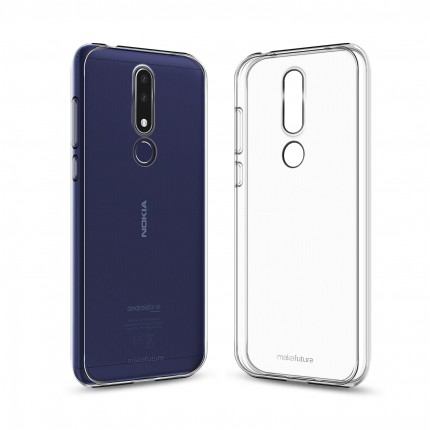 Кейс MakeFuture Air Nokia 3.1 Plus