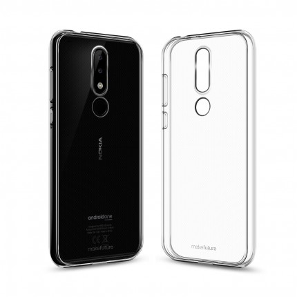 Кейс MakeFuture Air Nokia 5.1 Plus