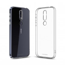 Кейс MakeFuture Nokia 7.1 Air Clear