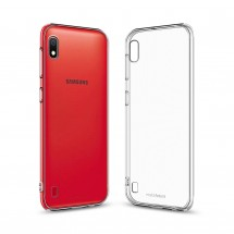 Кейс MakeFuture Samsung A10 (A105) Air Clear