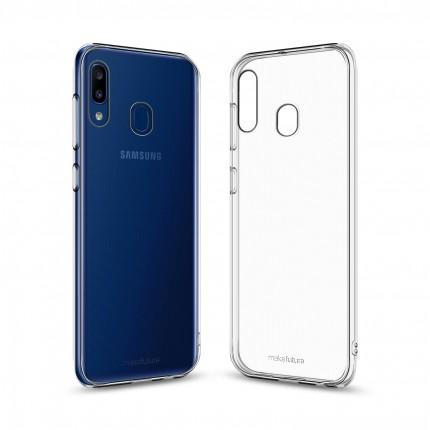 Кейс MakeFuture Samsung A20 (A205) Air Clear