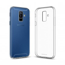 Кейс MakeFuture Samsung A6 Plus 2018 Air Clear