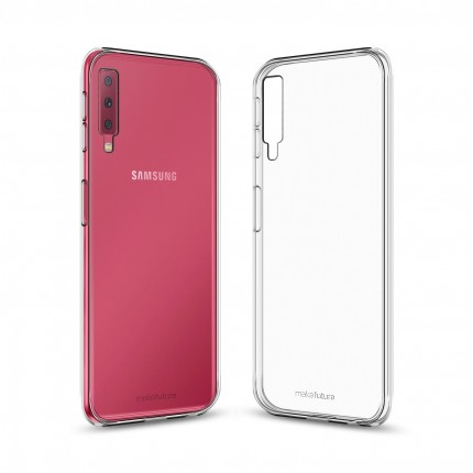 Кейс MakeFuture Air Samsung A7 2018 Clear