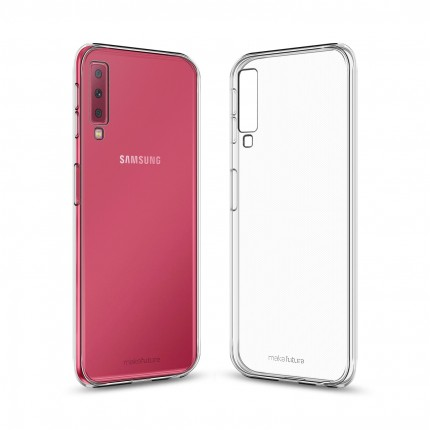 Кейс MakeFuture Samsung A7 2018 Air Clear
