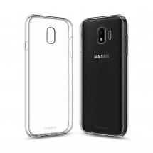 Кейс MakeFuture Air Samsung J4 2018 Clear