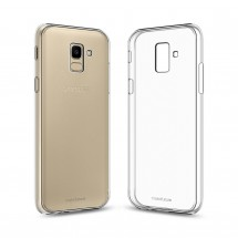 Кейс MakeFuture Air Samsung J6 2018 Clear