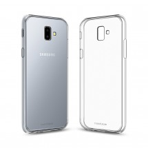 Кейс MakeFuture Air Samsung J6 Plus 2018 Clear