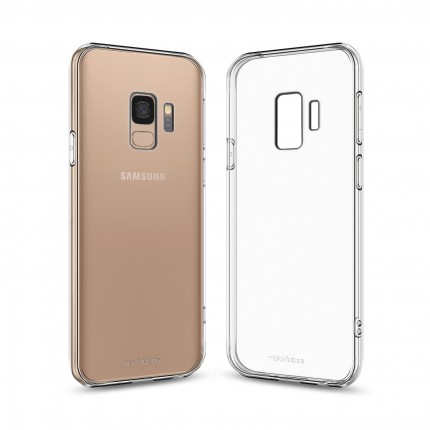 Кейс MakeFuture Air Samsung S9 Clear