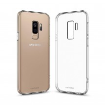 Кейс MakeFuture Air Samsung S9 Plus Clear