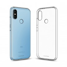 Кейс MakeFuture Air Xiaomi MiA2 Clear