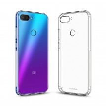Кейс MakeFuture Air Xiaomi Mi8 Lite Clear