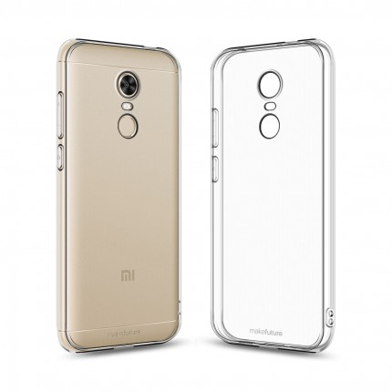 Кейс MakeFuture Air Xiaomi Redmi 5 Plus Clear