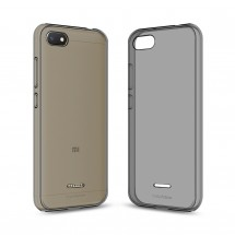 Кейс MakeFuture Air Xiaomi Redmi 6A Black