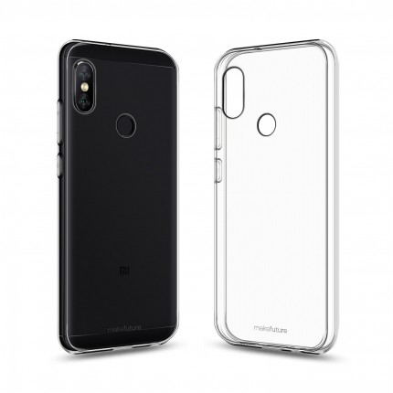 Кейс MakeFuture Xiaomi Redmi Note 5 Air Clear