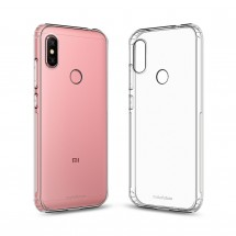 Кейс MakeFuture Xiaomi Redmi Note 6 Pro Air Clear