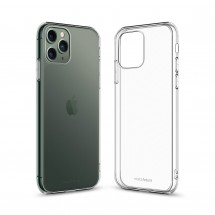 Кейс MakeFuture Air Apple iPhone 11 Pro Clear