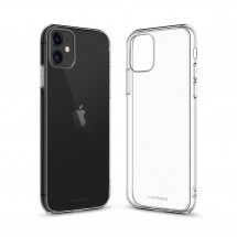 Кейс MakeFuture Apple iPhone 11 Air Clear