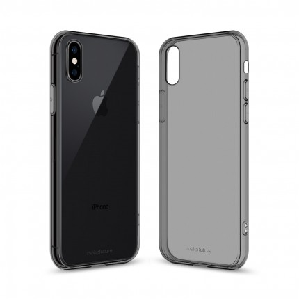 Кейс MakeFuture Air Apple iPhone X Black