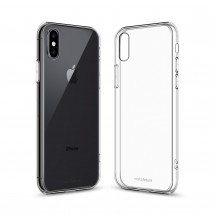 Кейс MakeFuture Air Apple iPhone X Clear