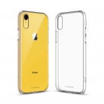 Кейс MakeFuture Air Apple iPhone XR Clear