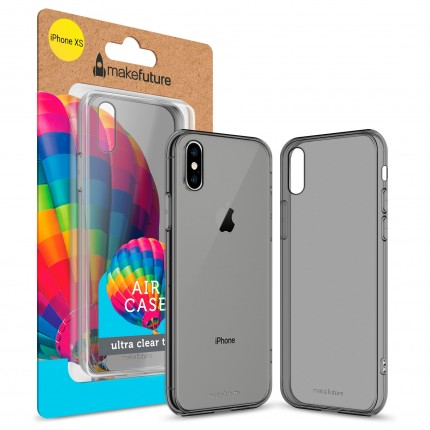 Кейс MakeFuture Air Apple iPhone XS Black
