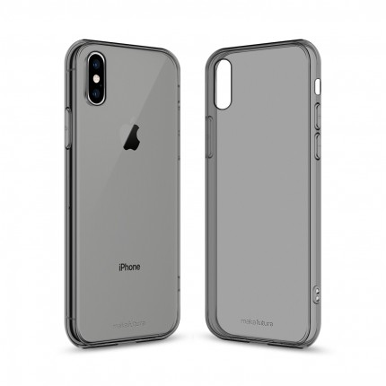 Кейс MakeFuture Apple iPhone XS Max Air Black