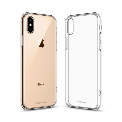 Кейс MakeFuture Air Apple iPhone XS Max Clear