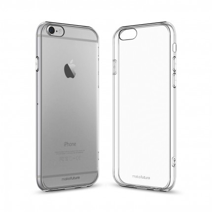 Кейс MakeFuture Air Apple iPhone 6 Clear