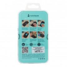 Захисне скло MakeFuture 3D Samsung Note 8 Black