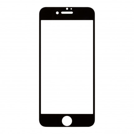 Захисне скло MakeFuture Full Cover Apple iPhone 7 Black