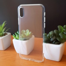 Кейс MakeFuture Air Apple iPhone XS Clear