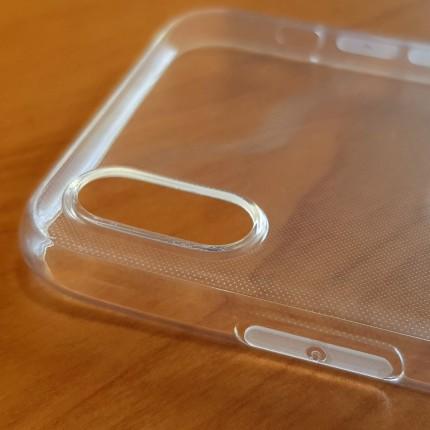 Кейс MakeFuture Apple iPhone X/XS Air Case (TPU) Clear