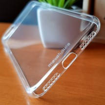 Кейс MakeFuture Air Apple iPhone SE 2020 Clear