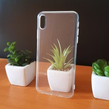 Кейс MakeFuture Apple iPhone XS Max Air Clear