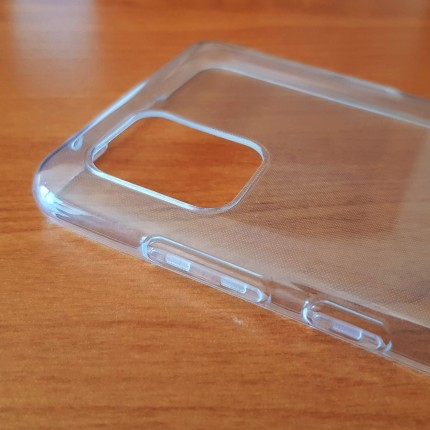Кейс MakeFuture Air Samsung Note 10 Lite Clear