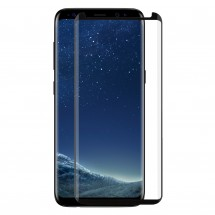 Захисне скло MakeFuture 3D Samsung S9 Plus Black