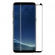 Захисне скло MakeFuture 3D Samsung S8 Black