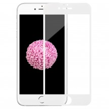 Захисне скло MakeFuture 3D Apple iPhone 6/6s White