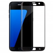 Захисне скло MakeFuture 3D Samsung S7 Edge Black