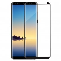 Захисне скло MakeFuture 3D Samsung Note 8 Black
