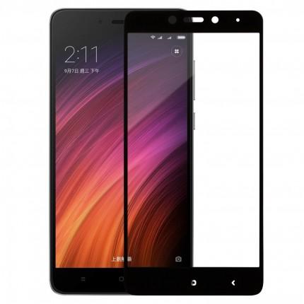 Захисне скло MakeFuture Full Cover Xiaomi Redmi Note 4 Black